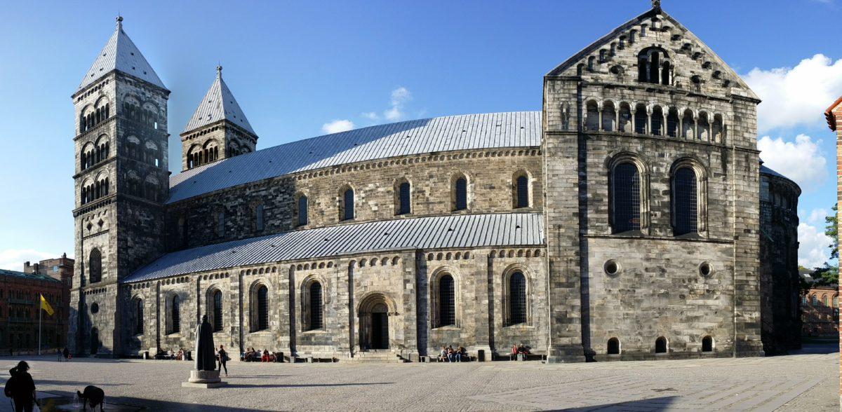 Exterior de la catedral de Lund