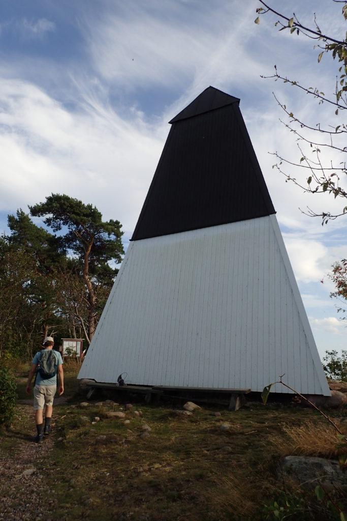 Torre de fusta
