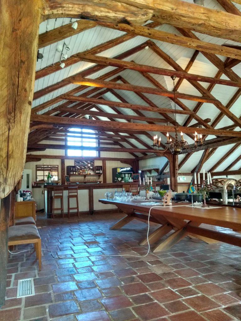 Interior de la gästgiveri