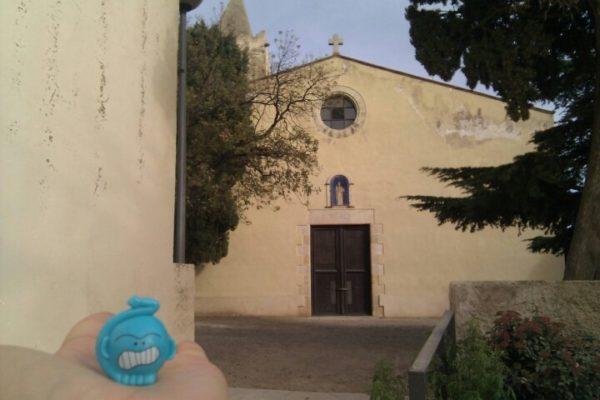 Ermita de l'alegria a Tiana
